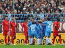 Amateurs stun St Pauli