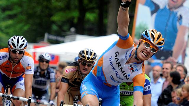 Farrar triumphs in Hamburg
