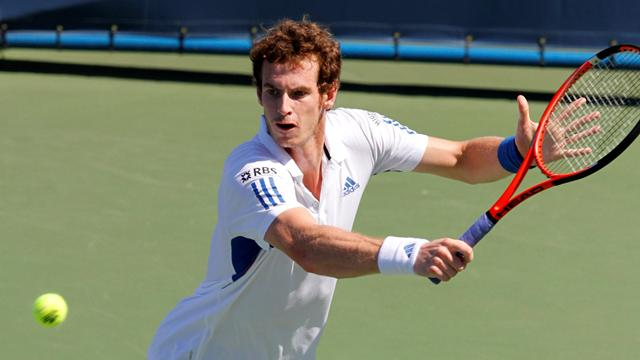 Murray outclasses Berrer - Tennis - ATP Bangkok