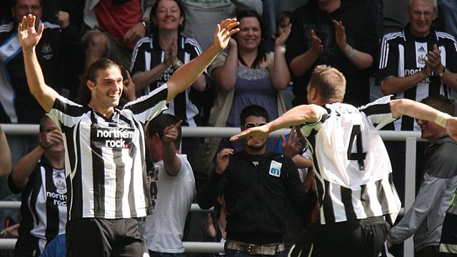 Carroll hat-trick for Toon - Football - Premier League