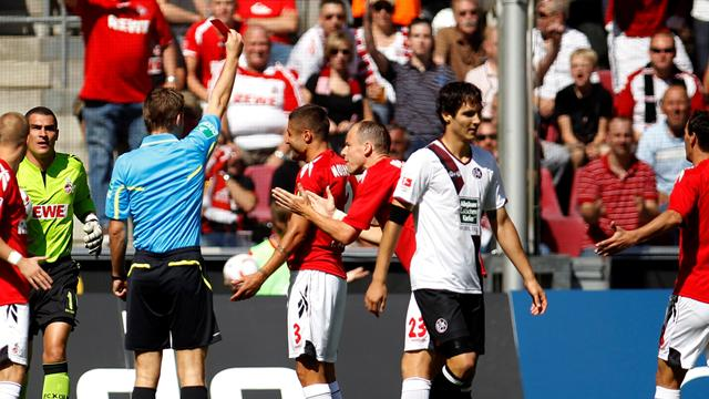 Mohamad suspended  - Football - Bundesliga