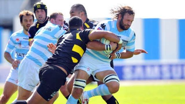 Le Racing a mis du temps - Rugby - Top 14