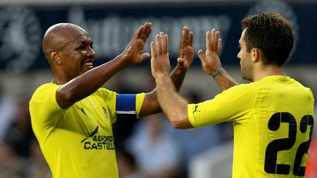 Villarreal sink Espanyol - Football - La Liga