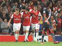 Arsenal romp past Braga