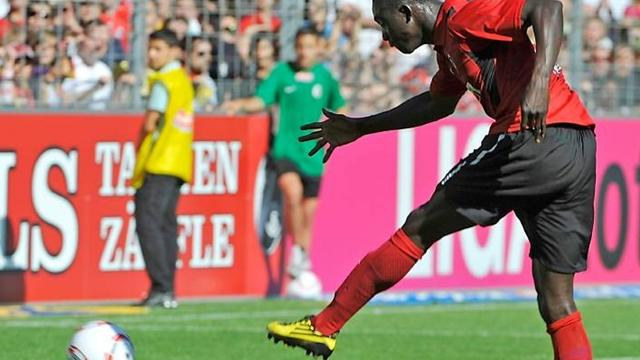 Cisse wants Freiburg stay