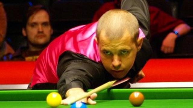 Hawkins wins Goldfields - Snooker