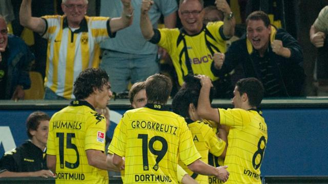Dortmund go second - Football - Bundesliga