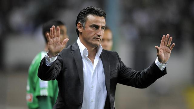 St Etienne extend boss - Football - Ligue 1