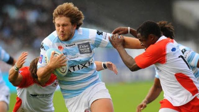 Le Racing assume - Rugby - Top 14