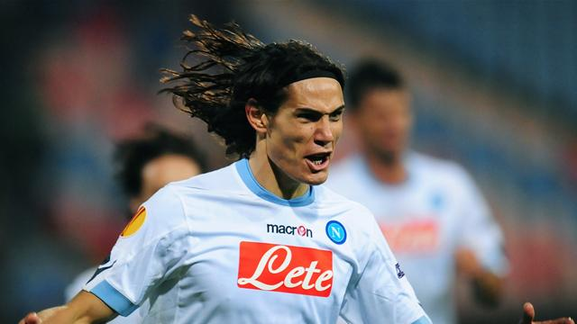 Napoli stage comeback - Football - Europa League