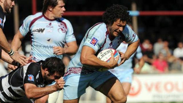 Bourgoin retrouve l'envie - Rugby - Top 14