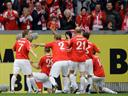 Mainz break record