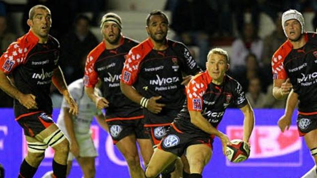 Poule 3 : Toulon en danger - Rugby - Coupe d'Europe