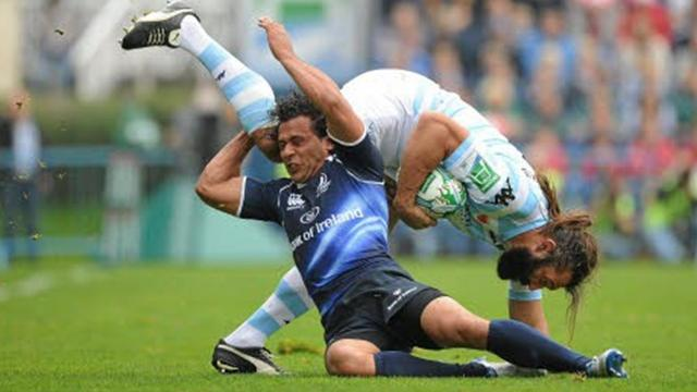 Le Racing bien trop tendre - Rugby - Coupe d'Europe