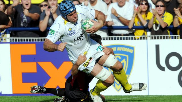 Clermont en impose - Rugby - Coupe d'Europe