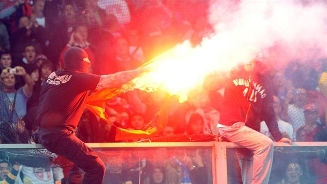Firecracker fine for AIK - Football - World Football