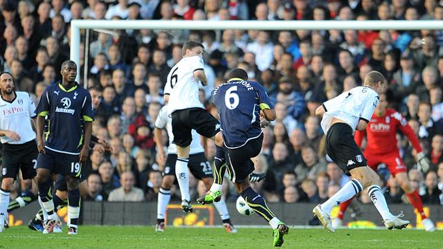 Fulham lose unbeaten run - Football - Premier League