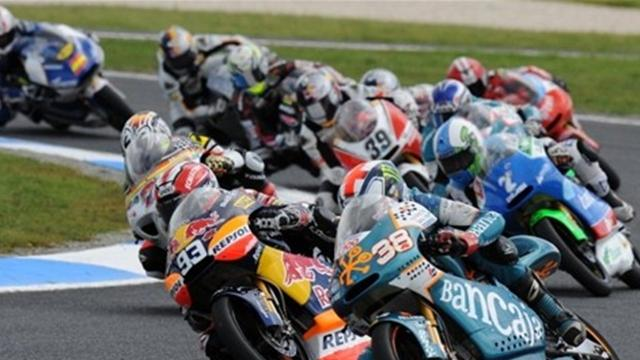 2011 MotoGP entry list released