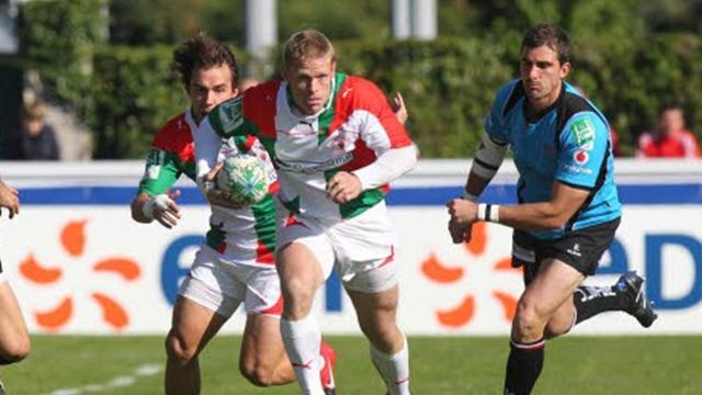 Biarritz poursuit sa route - Rugby - Coupe d'Europe