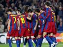 Messi seals tidy Barca win