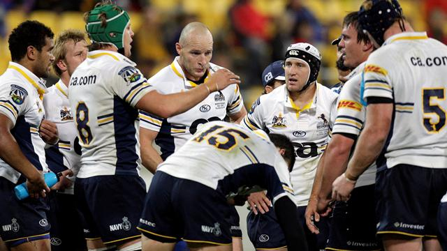 Brumbies fend off Force - Rugby - Super 15