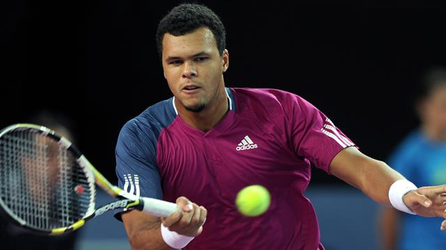 Tsonga out of final - Tennis - Davis Cup
