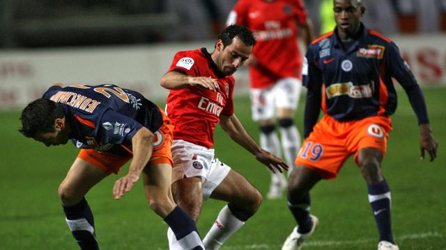 PSG held at Montpellier  - Football - Ligue 1