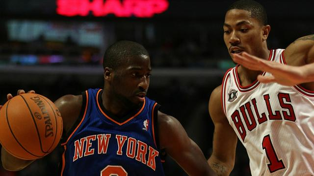 Sharp-shooting Knicks beat Bulls