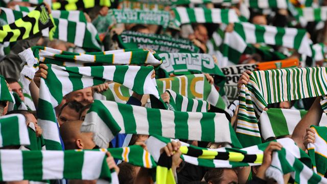 Celtic urge fans  - Football - Scottish Football