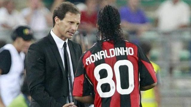 Ronaldinho in trouble - Football - Serie A