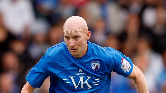 Chesterfield stay unbeaten - Football - League Two