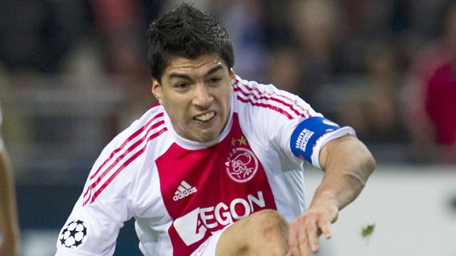 Ajax ban Suarez for bite - Football - World Football