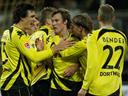 Dortmund stay top