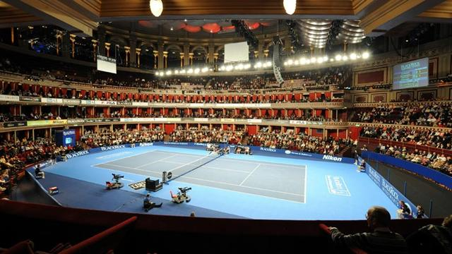 McEnroe and Rafter win Albert Hall titles