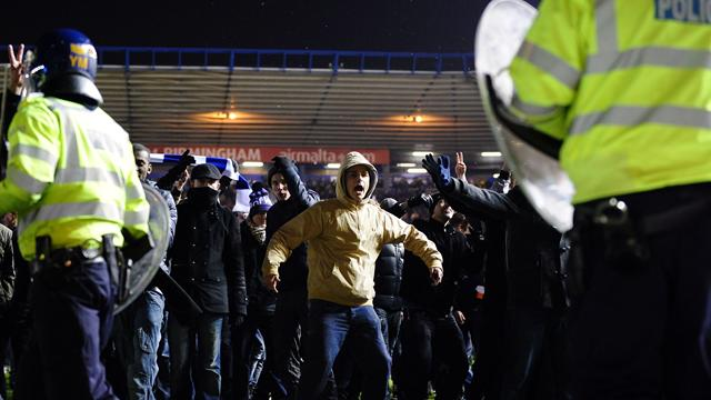 Birmingham accept charge - Football - League Cup