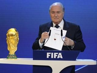 Blatter expects winter WC - FOOTBALL - World Cup