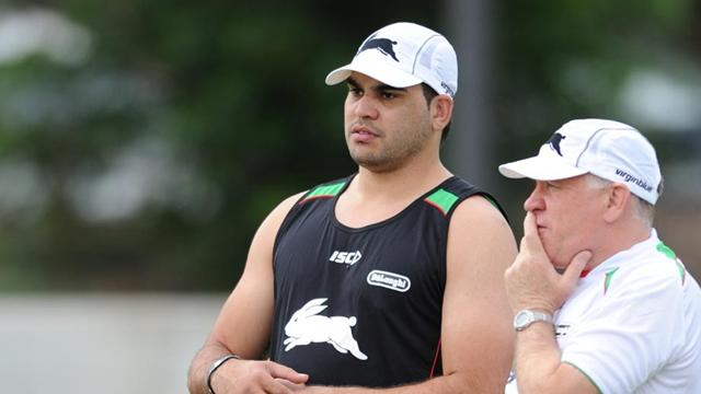 Inglis to have scan - Rugby League