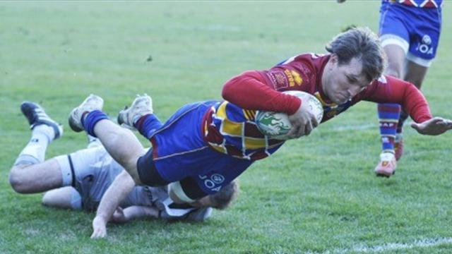 L'Usap poursuit sa route - Rugby - Coupe d'Europe