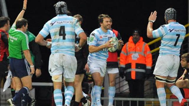 Le Racing doit réagir - Rugby - Top 14