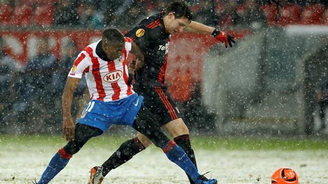Holders Atleti crash out - Football - Europa League