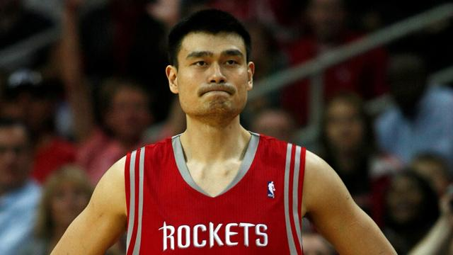 Yao Ming retires  - Basketball - NBA