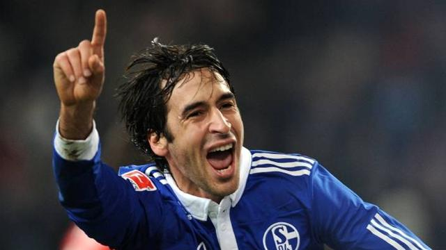 Raul bags second treble - Football - Bundesliga