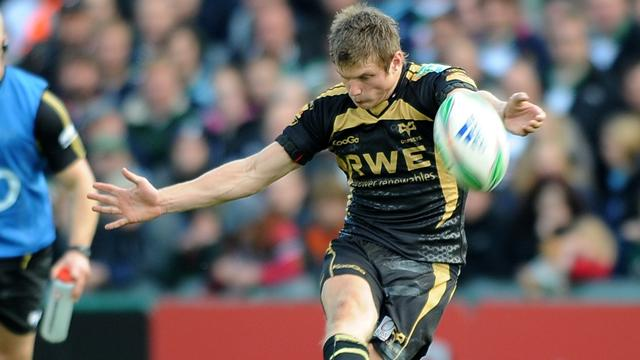 Ospreys win again - Rugby - Celtic League