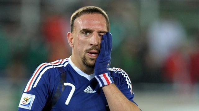 Bayern to support Ribery - Football - Bundesliga