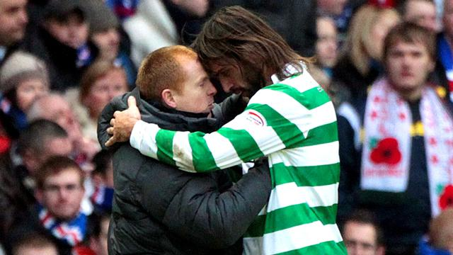 Samaras signs new deal - Football - SPL