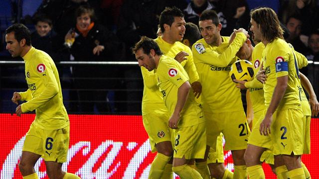 Villarreal win again  - Football - La Liga