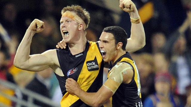 Tigers down Saints  - Australian Football