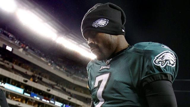 Vick hurt again in Eagles  - American Football - NFL