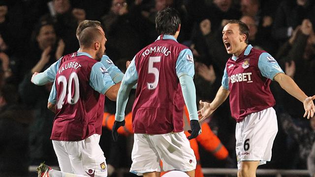 West Ham 2-1 Birmingham - Football - League Cup