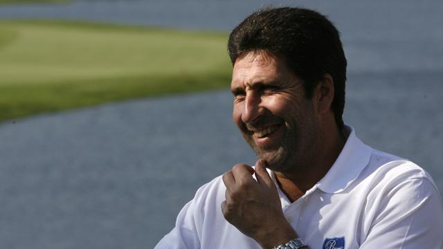 Olazabal not worried  - Golf - Ryder Cup